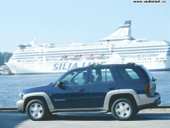 chevrolet trailblazer pic #31640