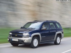 chevrolet trailblazer pic #31641