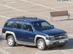 chevrolet trailblazer pic #31642