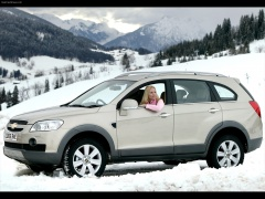 chevrolet captiva pic #32340