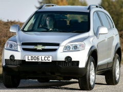 chevrolet captiva pic #32344