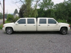 chevrolet 3500 custom limo pic #43882