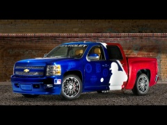 chevrolet major league baseball silverado pic #48950