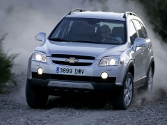 chevrolet captiva pic #53446