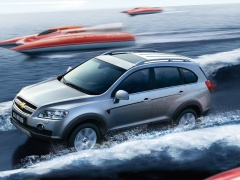 chevrolet captiva pic #53452