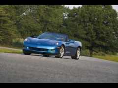 chevrolet corvette c6 convertible pic #57846