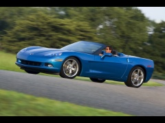 chevrolet corvette c6 convertible pic #57847