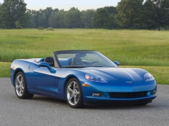 chevrolet corvette c6 convertible pic #57882