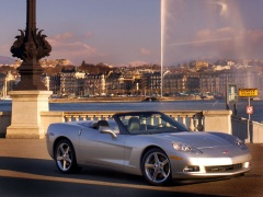 chevrolet corvette c6 convertible pic #7298