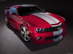 chevrolet camaro red flash concept pic #76607