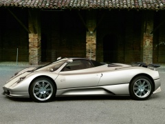 Zonda C12 7.3 Roadster photo #12519