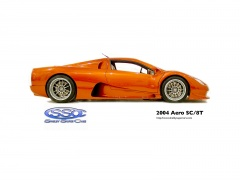 shelby super cars ssc aero sc/8t pic #14230