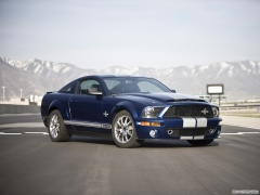 shelby super cars shelby gt500 kr 40th anniversary pic #57362