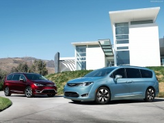 chrysler pacifica pic #185157