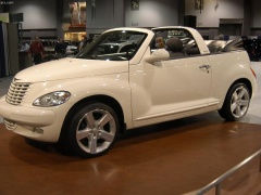 PT Cruiser Convertible photo #20600