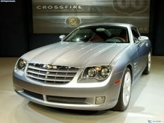 chrysler crossfire pic #6516