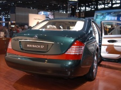 maybach 57 pic #19294