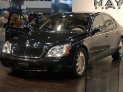 maybach 57 pic #19310