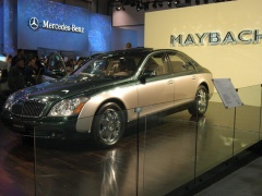 maybach 57 pic #19314