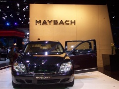 maybach 62 pic #19321
