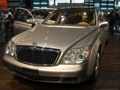 maybach 62 pic #19329