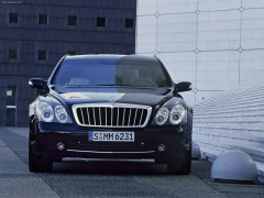 maybach 62s pic #39526