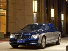 maybach 62s pic #73413