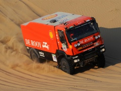 iveco trakker rally pic #67609