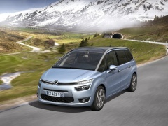citroen c4 grand picasso pic #106633