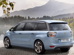 citroen c4 grand picasso pic #106635