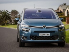 citroen c4 grand picasso pic #170436
