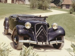 Traction Avant 11B Cabrio photo #71742