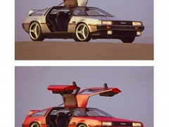 delorean dmc-12 pic #21504