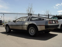 delorean dmc-12 pic #5563