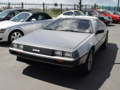 delorean dmc-12 pic #5564