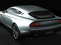 zagato aston martin virage shooting brake pic #129021