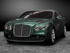zagato bentley gtz pic #53359