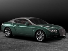 zagato bentley gtz pic #53360