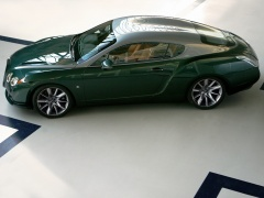 zagato bentley gtz pic #53362