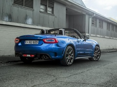 abarth 124 spider pic #170512