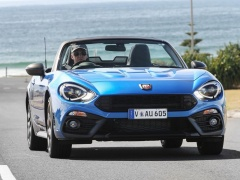 abarth 124 spider pic #170519