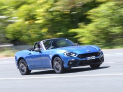 abarth 124 spider pic #170552