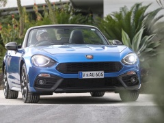 abarth 124 spider pic #170554