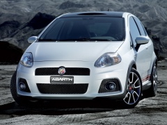 abarth fiat grande punto preview pic #42110