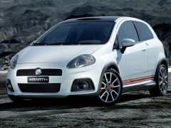 abarth fiat grande punto preview pic #42111