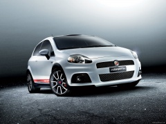 abarth fiat grande punto preview pic #42112