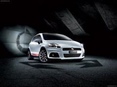 abarth fiat grande punto preview pic #42113