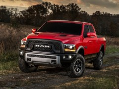 dodge ram 1500 rebel  pic #140698