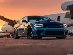 dodge charger srt hellcat pic #195796