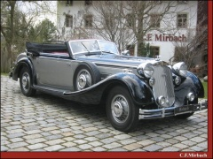 horch 853 sport cabriolet pic #20831